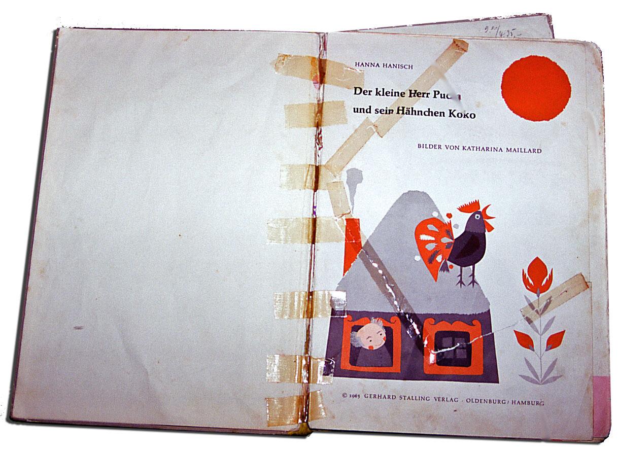 Reparatur Kinderbuch