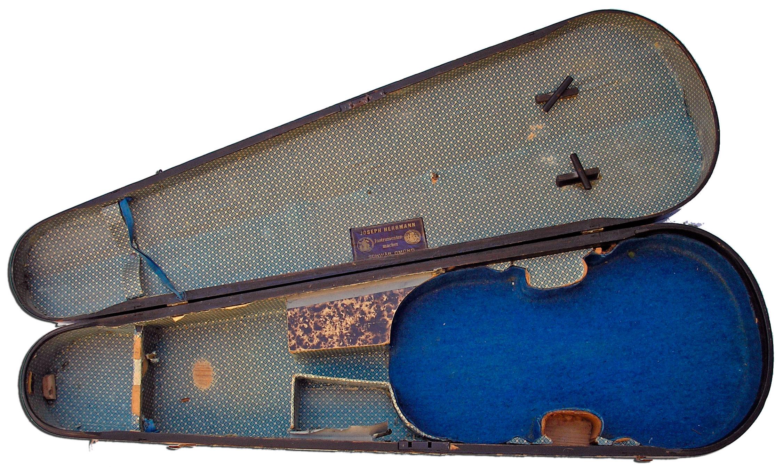 Reparatur Geigenkasten