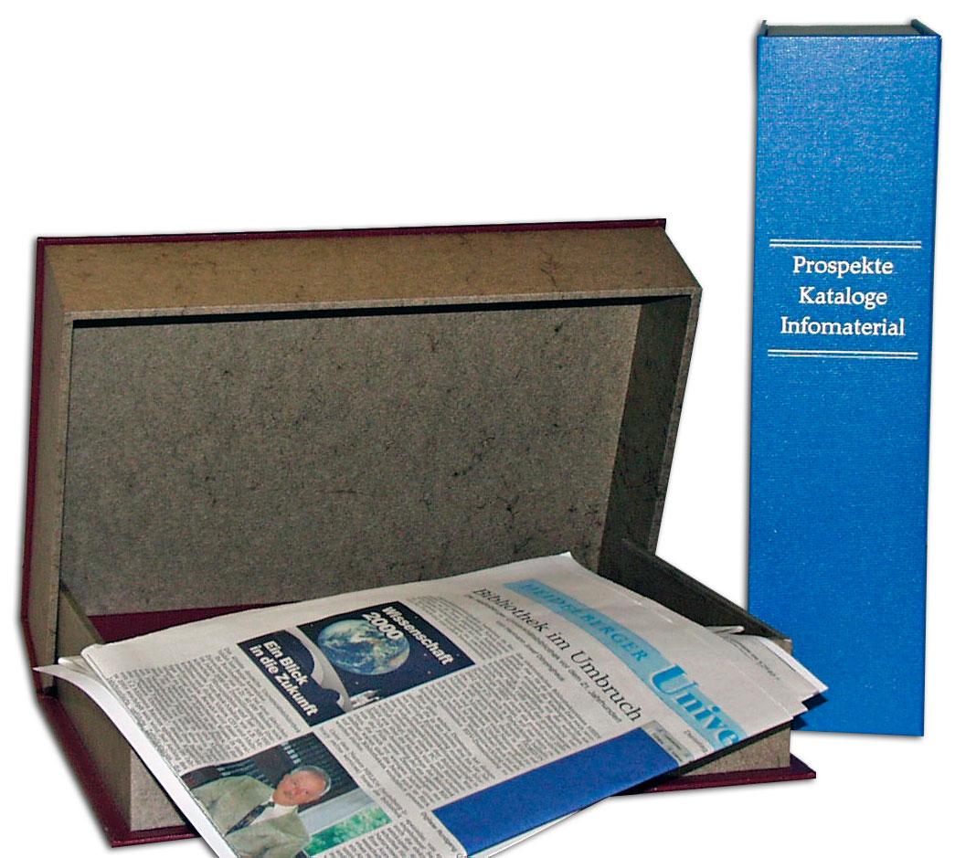 Kassette für Sammlungen
